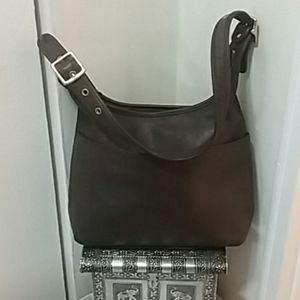 Coach Vintage Large Legacy Hobo Bag USA